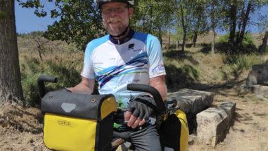 """Bild von Fahrrad-Fernreisen: """"Das Wichtigste ist die Einstellung"""""""