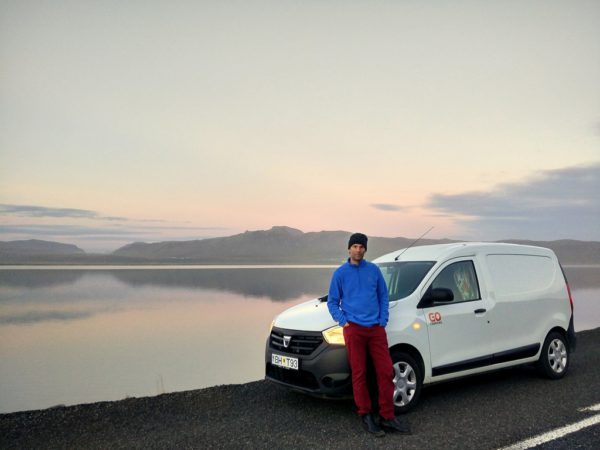 Island lässt sich im Camper besonders gut entdecken. Fotos: OZ.