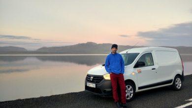 Bild von Island im Camper: Tipps, Kosten & Route für 4 Tage