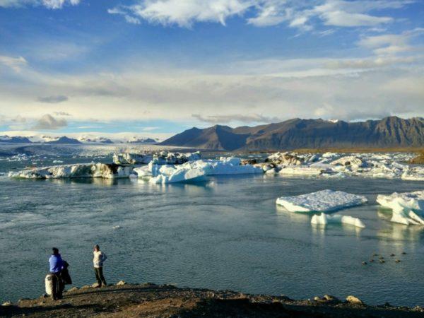 Mein persönlicher Lieblingsort in Island: Die Eislagune.