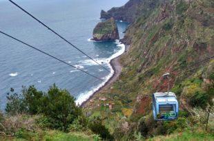 Eines meiner persönlichen Highlights: Die Seilbahn beim Rocha do Navio. Fotos: O. Zwahlen