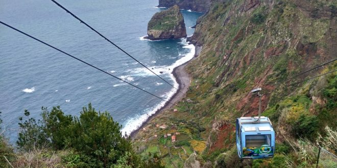Wieso sich Madeira für Inselmuffel lohnt