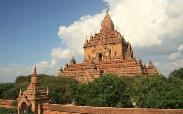 Pagode in Bagan.