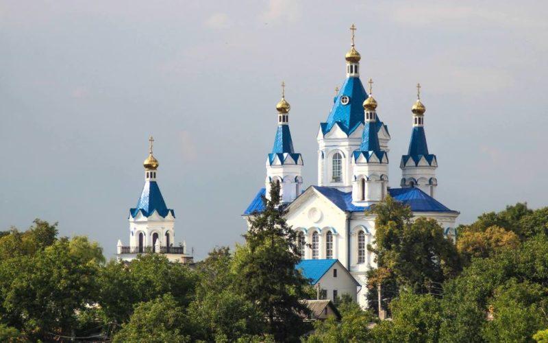 Märchenschloss in der Ukraine. Foto: Stefanie Schwarz von aworldkalaidoscope.com