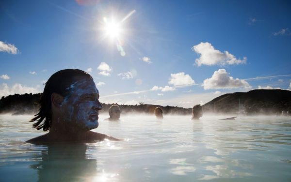 Das bekannteste Thermalbald Islands: Die Blaue Lagune. Foto: Karin Beate Nøsterud/norden.org CC BY 2.5 dk