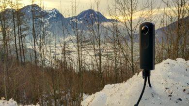 Photo of Technik der Zukunft oder nur Spielerei: 360 Grad Kameras