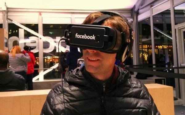 Die beste Art, Vollsphärenbilder zu betrachten ist eine VR-Brille.