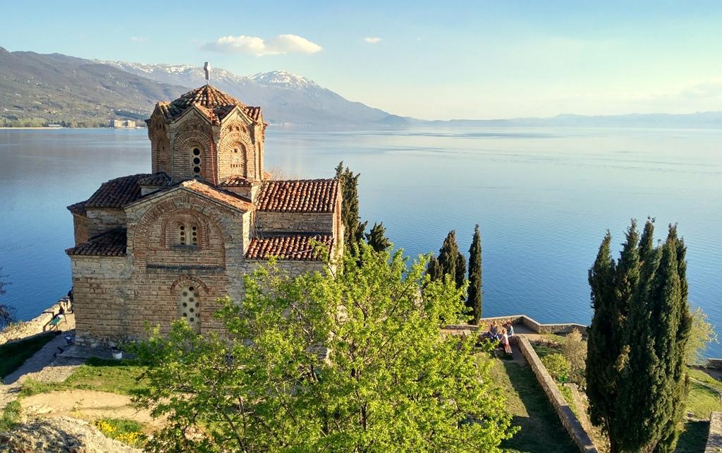 Mazedonien Italien