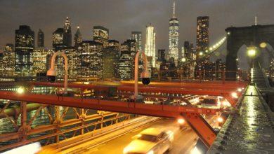 Bild von New York: Wieso der Verkehr die Stadt derart prägt