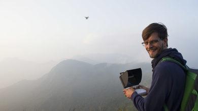 """Bild von Reisen mit Drohnen:  """"Jeder Pilot sollte seine Komponenten kennen"""""""