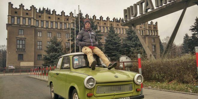 Ostalgie in Krakau: Im Trabi durch die sozialistische Vorzeigestadt Nowa Huta