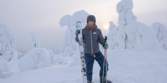 Winter in Finnland: Wieso Skifahren hier mehr Spass macht