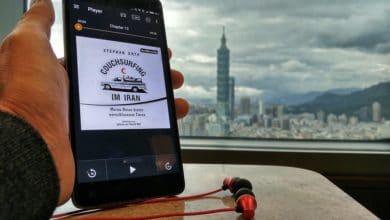 Bild von Techtipp: Was Hörbücher für Reisende so attraktiv macht