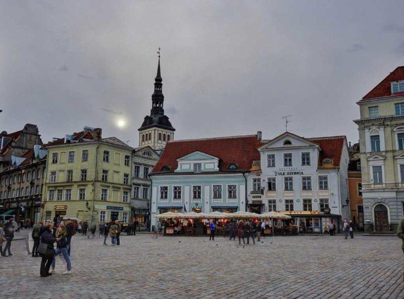 Tallins beste Sehenswürdigkeiten: Die Altstadt