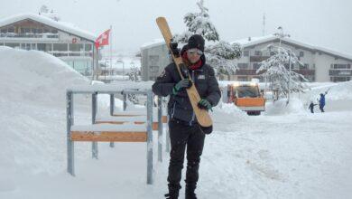 Bild von Skibau-Workshop: Wieso jeder einmal im Leben selber Ski bauen sollte