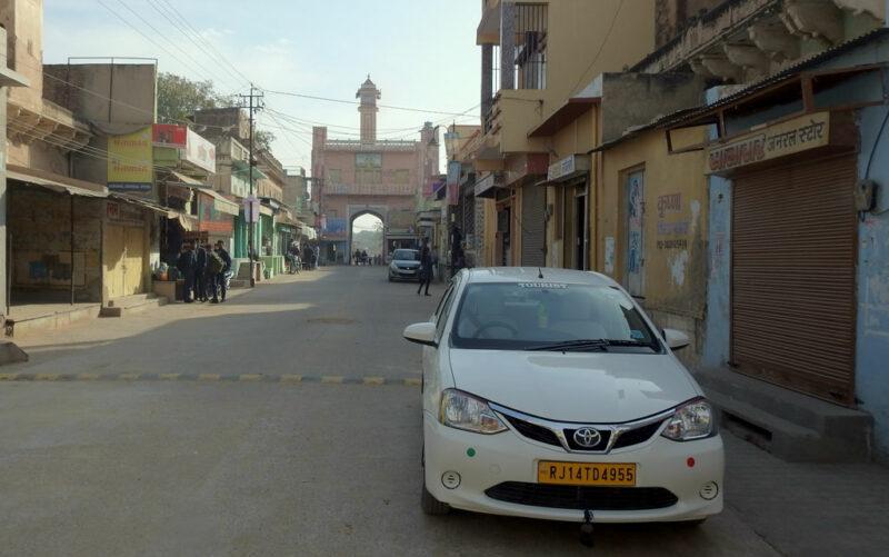 So waren wir auf unserer Indien-Rundreise mit Fahrer unterwegs.