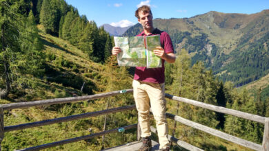Bild von Salzburger Almenweg: Die geballte Ladung Bergglück