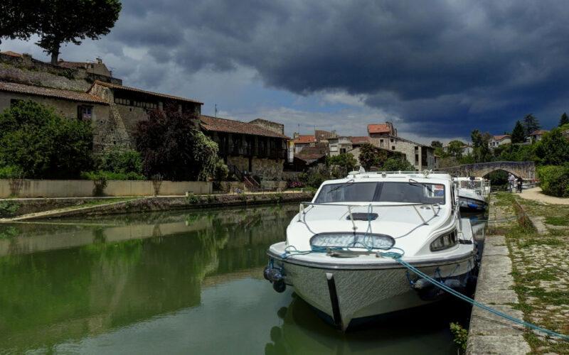 Hausbootferien in Aquitanien