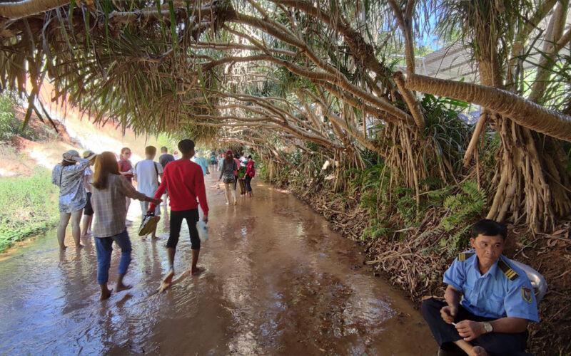 Reisen in Vietnam: Fairy Stream bei Mui Ne