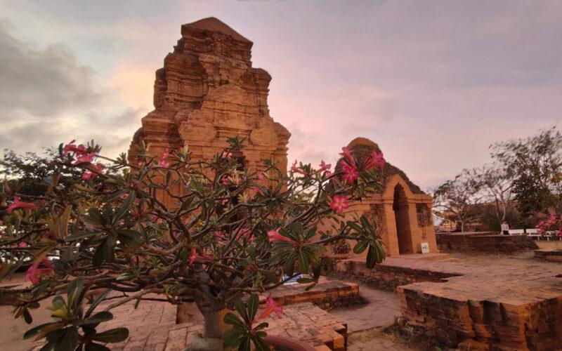 Ruinen bei Mui Ne