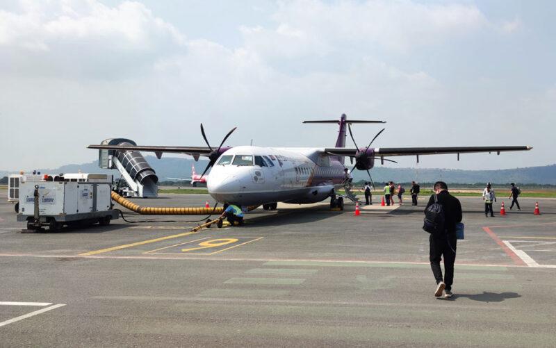 Anreise nach Vietnam: Mit dem Flugzeug