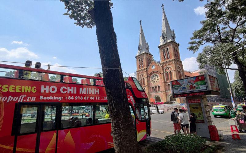 Unterwegs in Ho Chi Minh