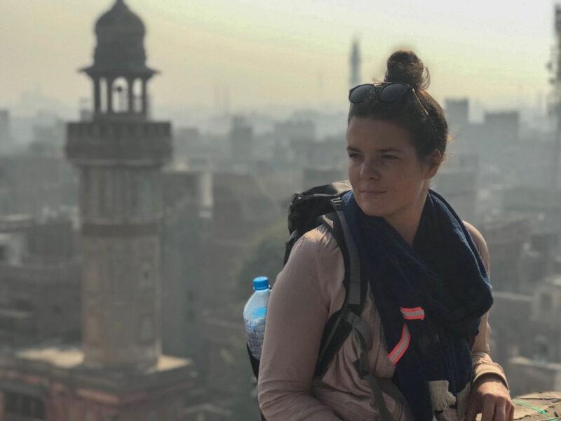 Backpacking in Pakistan: Autorin Anne Steinbach erzählt, wie es war