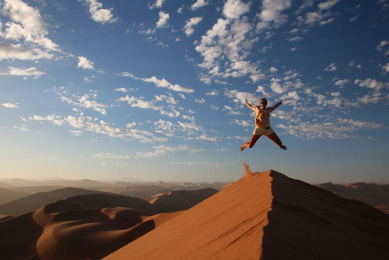 Namibia: Bekannte Sehenswürdigkeiten und ihre besten Alternativen