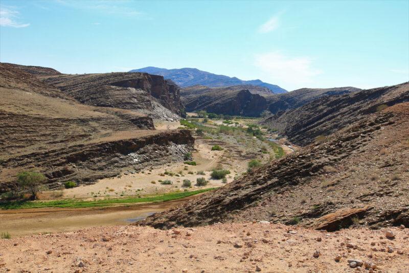 Der Kuiseb Canyon