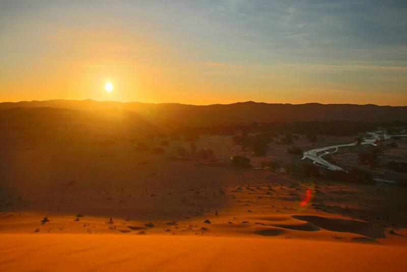 Kuiseb Wüste