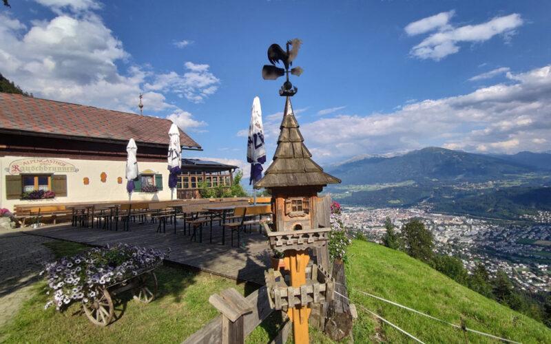 Alpengasthof Rauschbrunnen