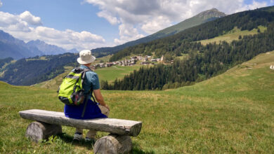 Bild von Top Five: Meine fünf schönsten Wanderungen in den Alpen