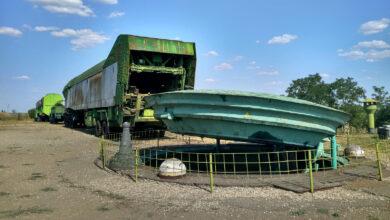 Bild von Ukraine: Auf Besuch in der sowjetischen Atomraketenbasis