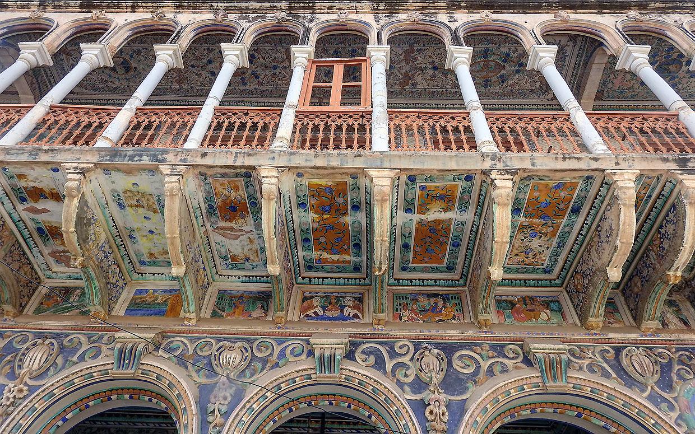 Rajasthan: Der weltgrössten Bildgalerie auf der Spur